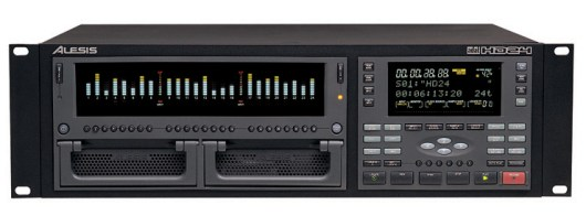 Alesis HD24 Recorder (24-in / 24-out)
