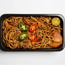 Kamal's Mee Goreng MamakSeoul Food: AirAsia Menu & In-Flight Food Review Toronto Seoulcialite Airplane Food