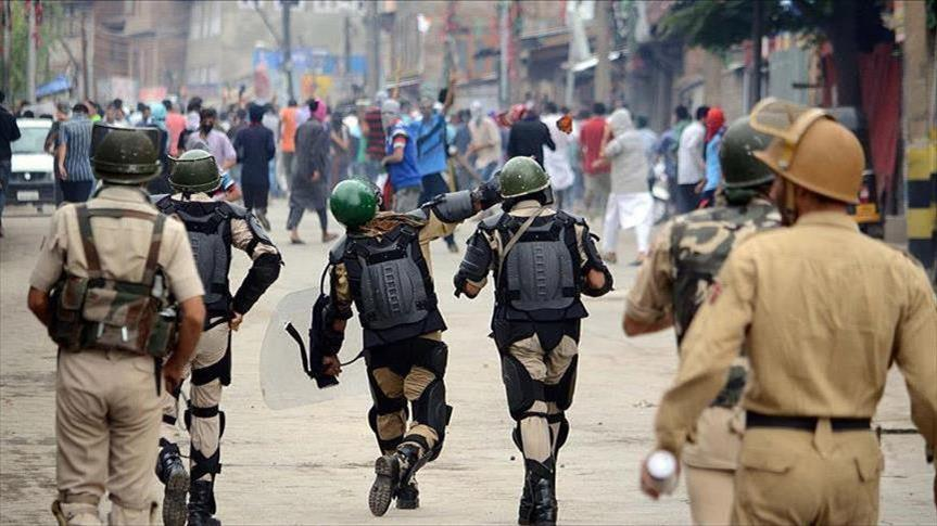 Kashmir activist arrest highlights Indian detention law