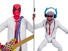 Marvel Comics 80th Anniversary Marvel Legends Deadpool & Hit-Monkey Two-Pack