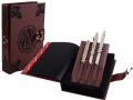 ASSASSIN'S CREED AGUILAR'S THROWING KNIFE SET