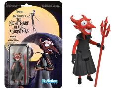 """The Nightmare Before Christmas 3.75"""" ReAction Retro Action Figure - Devil"""