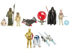 "Star Wars 3.75"" 2-Packs Wave 2 Set of 3"