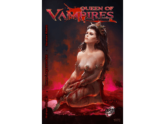 Queen of Vampires Comix Issue #4
