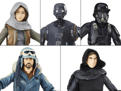 "Star Wars: The Black Series 6"" Wave 16 Set of 5"