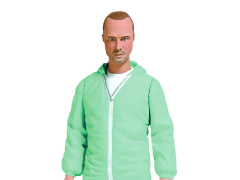 "Breaking Bad 6"" Jesse Pinkman - Blue Hazmat Suit PX Previews Exclusive"