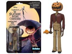 "The Nightmare Before Christmas 3.75"" ReAction Retro Action Figure - Pumpkin King Jack"