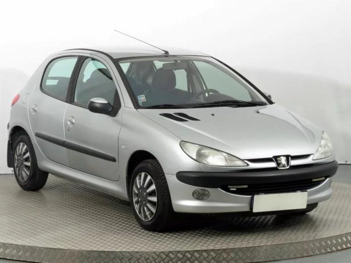 Peugeot 206 1 4 I Autobazar Aaa Auto
