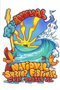 2014 National Shrimp Festival