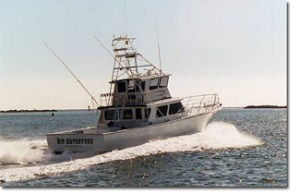 Big Adventure Charter boat Alabama multi-passenger fishing charter boat