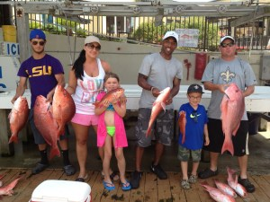 what we catch deep sea headboat fishing near gulf shores al