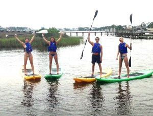 paddleboared rentals