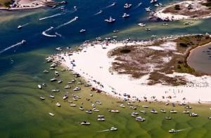 robinson island exploration