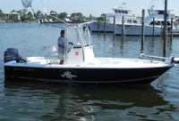 AL inshore charter boat Extreme Chaos