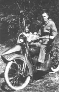 Bill-Lois Motorcycle