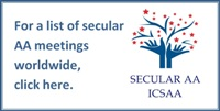 Secular AA Meetings