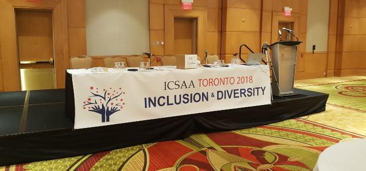 ICSAA Toronto Featured