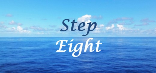 Step Eight