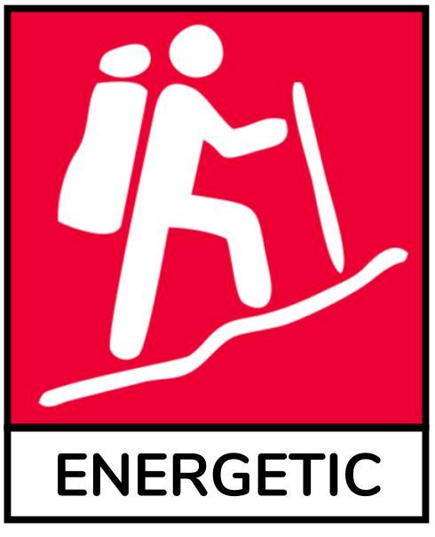 Energetic Hike