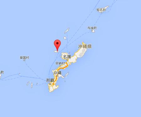 伊江島 どこ 修学旅行 民泊