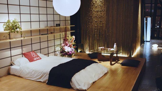 airbnb ニュース 東京タワー 2015