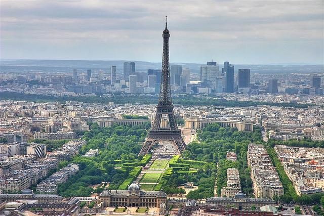 フランス パリ Airbnb