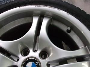 BMW ガリ 傷 エニカ