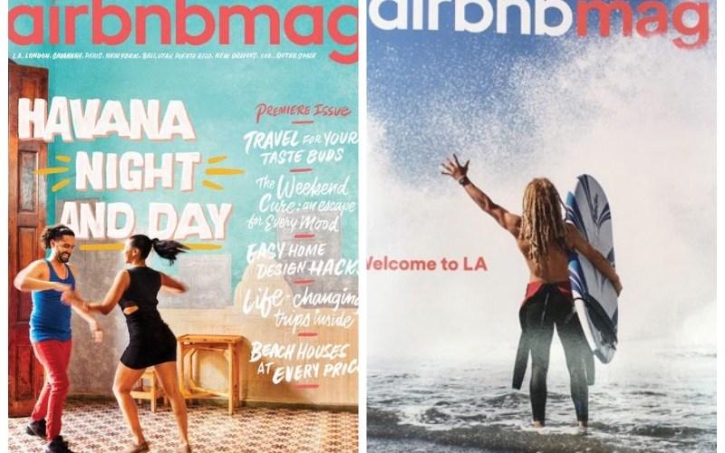 5月、Airbnbマガジン創刊「Airbnbmag」35万部3.99usdが意味する未来