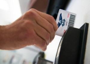 Access Swipe Card
