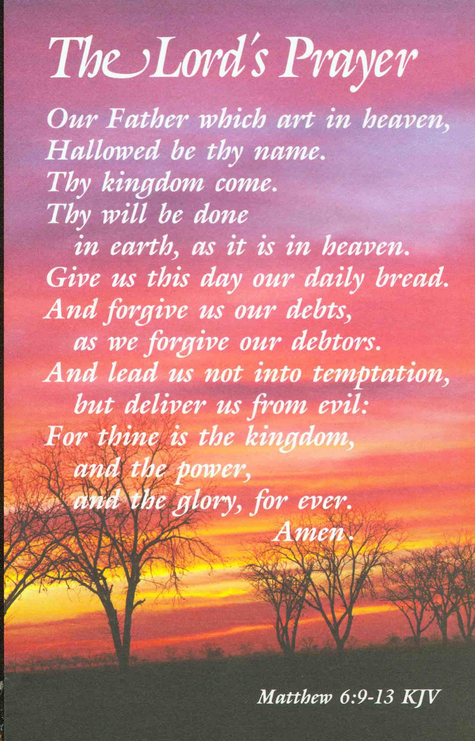 Christian World 008 Christian Prayers