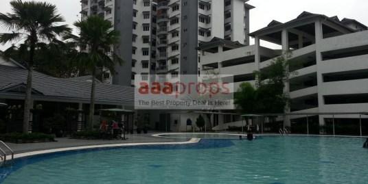 TIARA KELANA CONDO, KELANA JAYA (SWIMMING POOL VIEW)