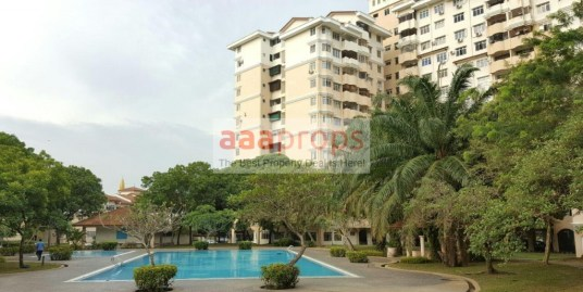 APARTMENT VISTA SERI PUTRA, BANDAR SERI PUTRA (FACING POOL)