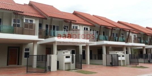 2 Storey Corner Superlink for Sale in Temasya Citra Glenmarie