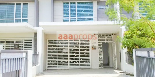 Double Storey Terrace House @ Bandar Saujana Putra for sale