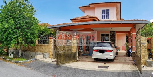 Double Storey Renovated Bungalow Bukit Mahkota Bangi