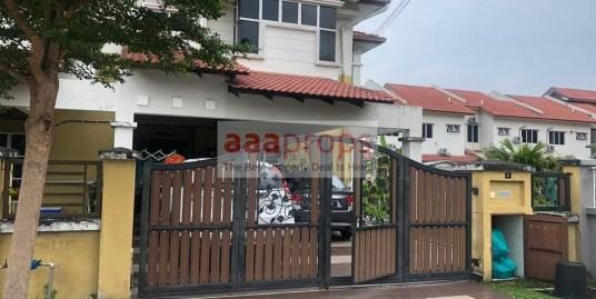 Double storey terrace , corner lot @ Taman Sutera , Kajang