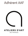 Adhérent Ateliers d'Art de France