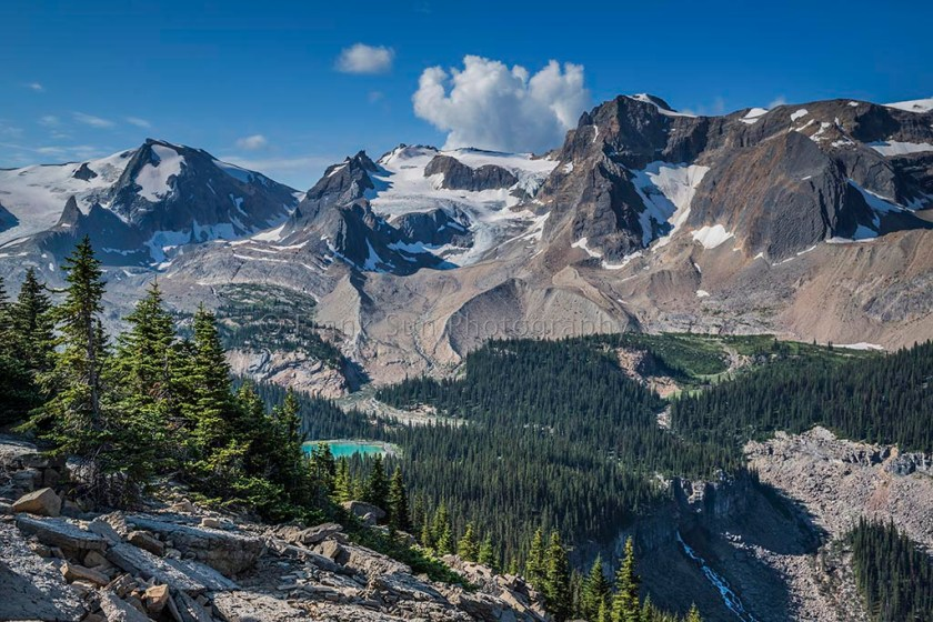 Wildcat Creak Valley backcountry (Calgary Acupuncture Massage)