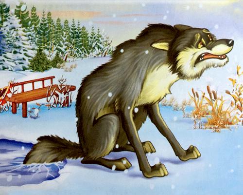 Lisa Sheep եւ Wolf Tale գրական վերլուծություն: Հեքիաթը, ինչպես աղվեսը, պատժվել է ոչխարի գայլի հետ: Ռուսական ժողովրդաբան: Ուսուցման առաջադրանք
