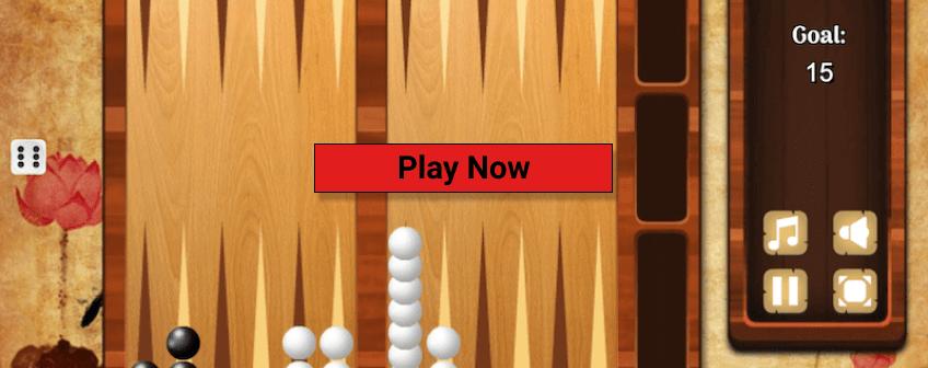 AARP Games- Backgammon
