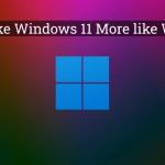 how to make windows 11 to look like windows 10