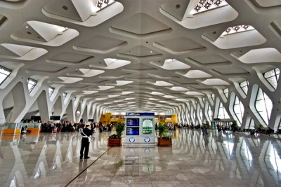 مطار محمد الخامس
