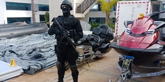 اعتقال 13 شخص ضمن شبكة إجرامية تنشط في مجال الهجرة السرية و الاتجار في البشر و ترويج المخدرات القوية