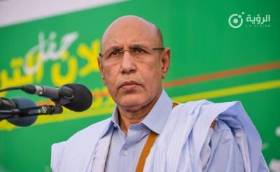 موريتانيا..الإعلام ىالرسمي يتجاهل تهنئة البوليساريو لولد الغزواني