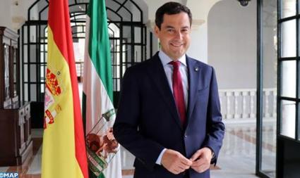 رئيس الحكومة المحلية للأندلس