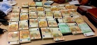 حجز مبالغ مالية مهمة بالعملة الصعبة في باب سبتة
