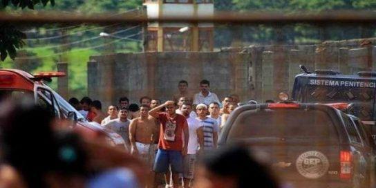 سجن البرازيل