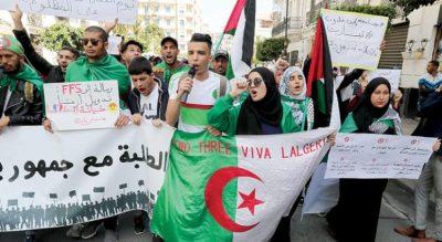 طلبة الجزائر