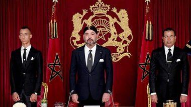 الملك ينتقد رافضي الانفتاح و يدعو الحكومة إلى إعداد المخططات الكبرى للمشروع التنموي الجديد