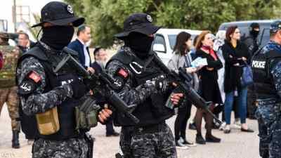 تونس..مقتل إرهابيين على الأقل في عملية أمنية للشرطة بولاية قفصة